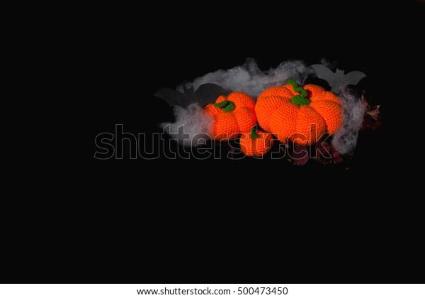 Calabaza de halloween - Tejiendo Perú   420x600