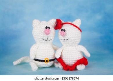 Amigurumi pink cat Amigurumi kedi (mit Bildern)   Spielzeug ...   280x390