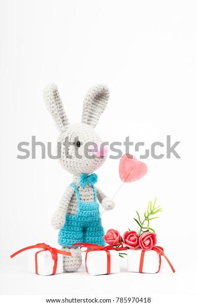 Amigurumi Bunny Valentina Free Crochet Pattern - Amigurumi Free Pic2re | 620x400