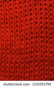 knitting texture of woolen cloth