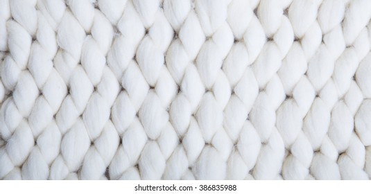 knitting wool texture closeup photo background