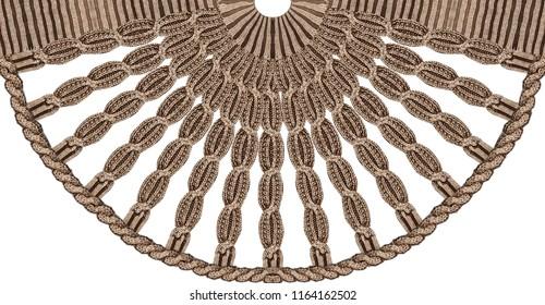 Knitwear Fabric Texture