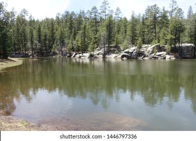 Knoll Lake AZ Arizona Mogollon Rim Forest