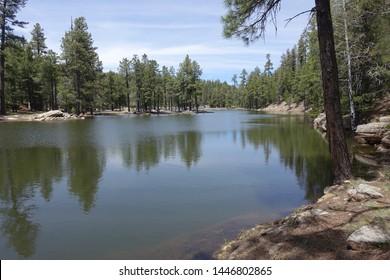 Knoll Lake AZ Mogollon Rim