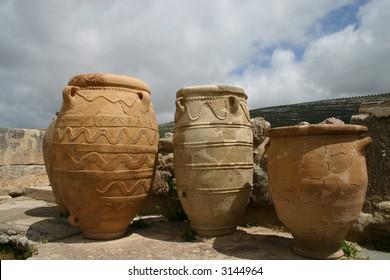 Knossos palace of Minoan culture