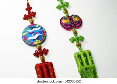 Knot Crafts of korea traditional