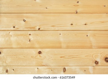 Knotty pine wood wall background