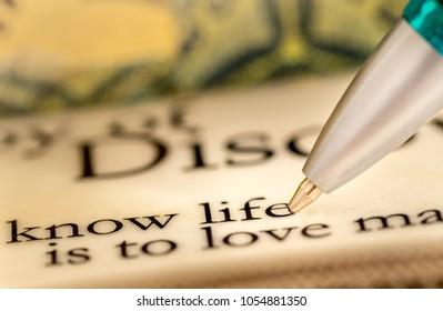 Know life writing