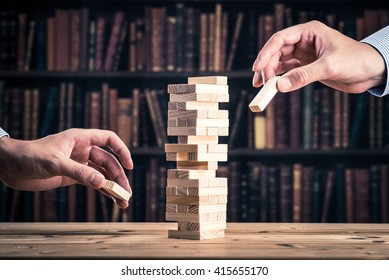 Knowledge.block game
