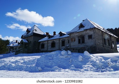 "Known as the ""Katerina mansion"" by locals, the Katerina Hunting Lodge was built in Kars' Sarıkamış while the district was under Russian occupation for 40 years after the Ottoman-Russian War."