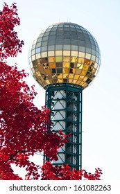 The Knoxville Sun Spear was created for the World's Fair.