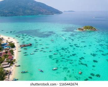 Ko Lipe Thailand at Thailand