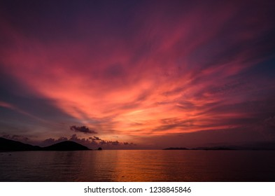 Ko Mak is a small island of Trat Province, Thailand. so beautiful view