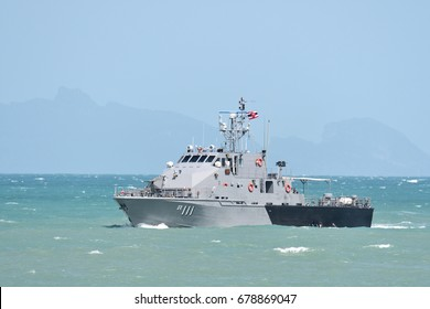 KO SAMUI, THAILAND - JULY 16 : 2017 37 th THAILAND Search and Rescue Exercise(SAREX) activities,  on July 16, 2017 in Surat thani,Thailand
