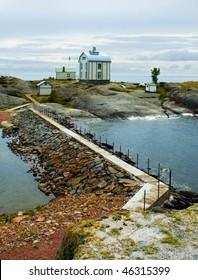 Kobba klintar island in Aland, Finland