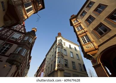 Koblenz city center, Germany