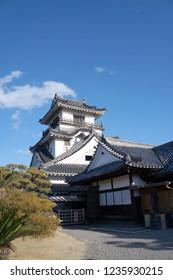 Kochi Castle in Kochi, Japan