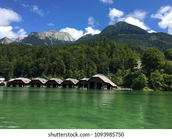 Koenig Lake in Germany