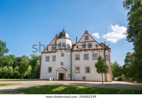 Koenigs Wusterhausen historical Castle.