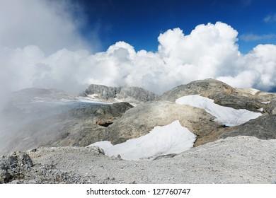 Koenigsjodler Ridge, Austria