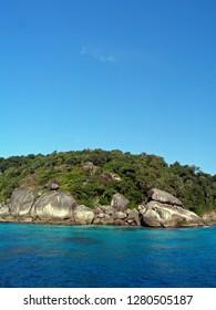 Koh Bon Island (North of Similan Island), Andaman Sea, Thailand