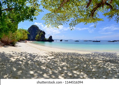 Koh Hong in the Andaman Sea, Krabi province, Thailand