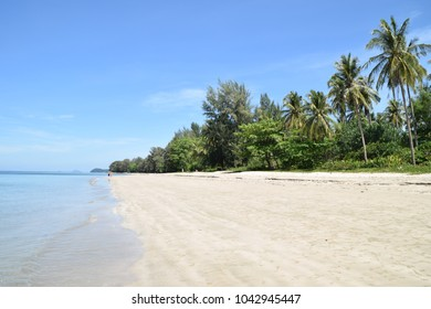 Koh Jum, Andaman beach, Thailand