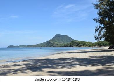 Koh Jum, Golden Pearl beach, Krabi, Thailand