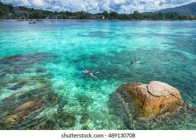 Koh Lipe Beach Thailand