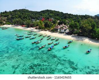 Koh Lipe Thailand, the most beautiful island in Thailand.
