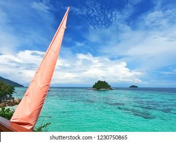 Koh Lipe White Sand Beach Heaven on Earth, Andaman Sea, Southern Thailand