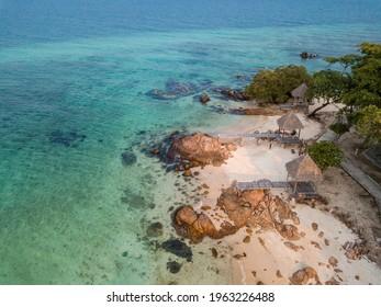 Koh Munnork Private Island in Thailand
