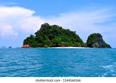 Koh Nok, near Koh Yao Noi in the Andaman Sea