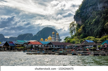 Koh Panyee - authentic fisherman village, Thailand