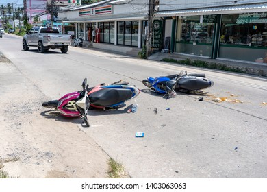 Motorcycle Thailand Images, Stock Photos & Vectors