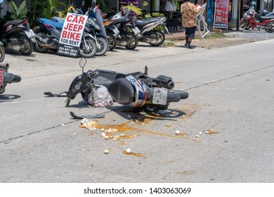 Accident Thailand Images, Stock Photos & Vectors | Shutterstock