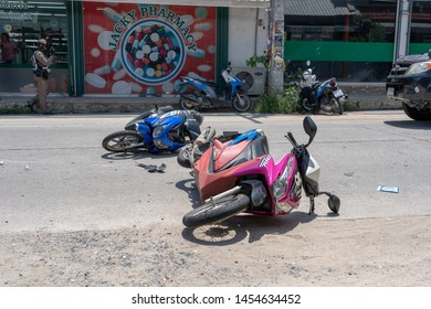 Motorcycle Accident Images, Stock Photos & Vectors