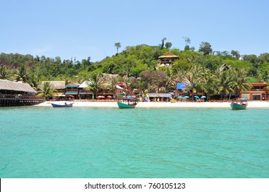 Koh Rong, island paradise in Cambodia
