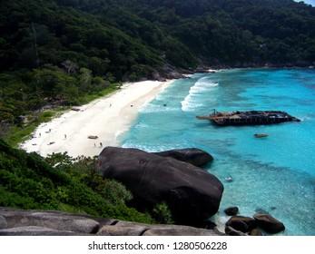 Koh Similan Island, Similan Islands, Andaman Sea, Thailand