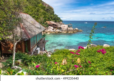 Koh Tao Thailand, beach, sea and relax,