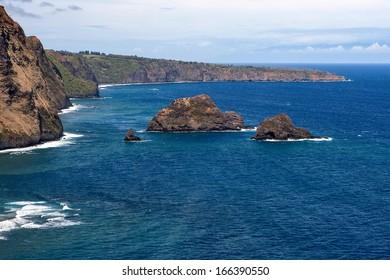 The Kohala Coast of Hawaii