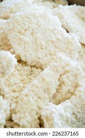 koji (fermented rice.)