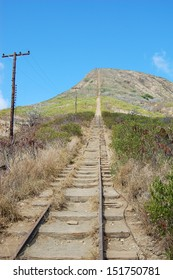 Koko Head Crater Hike Hawaii