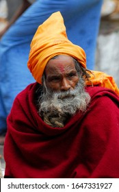Kolkata, India, 2009 : located at the east of the country, Kolkata have thousands of Sadhu religious man practicing by Hinduism believes. Sadhu always roaming the city for their pilgrimage purposes.