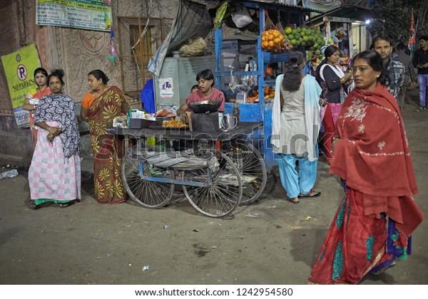 Kolkata India January 2016 Indias Largest Stock Photo (Edit
