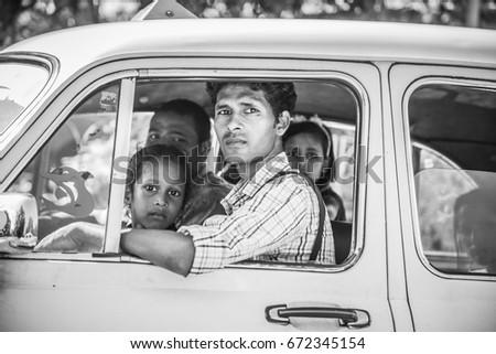 Kolkata India June 26 2017 Close Stock Photo Edit Now 672345154