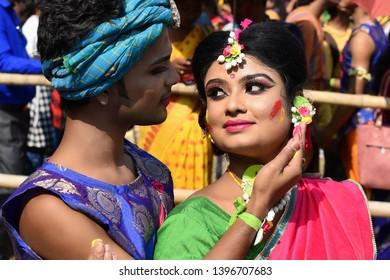 Basanta-utsav Images, Stock Photos & Vectors | Shutterstock