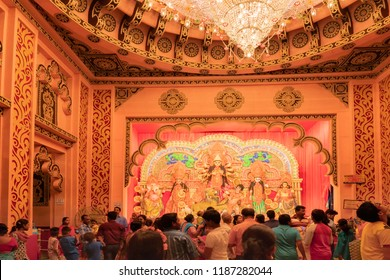 Durga+puja Images, Stock Photos & Vectors | Shutterstock