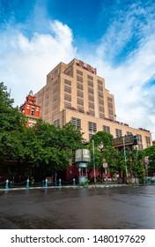 Kolkata, West Bengal/ India - August 13,2019. RBI/ Reserve Bank of India Building at Dalhousie.