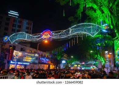Park Street Kolkata During Christmas.Park Street Kolkata Images Stock Photos Vectors